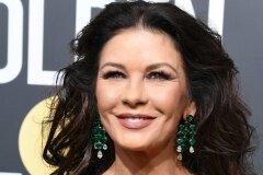 Catherine Zeta-Jones - aged 48