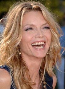 Michelle Pfeiffer - aged 59