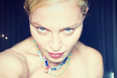 Madonna - aged 59