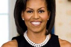 Michelle Obama - aged 54