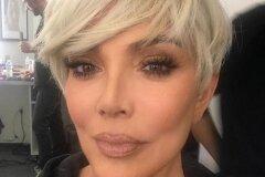 Kris Jenner - aged 62