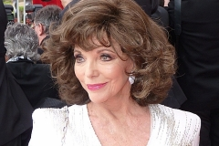 Joan Collins - aged 84