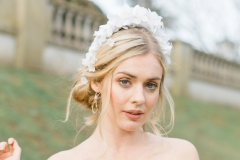 British Bride Magazine runway show and editorial photoshoot