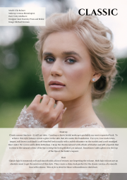 "Bridal editorial ""Get the Look"" for British Bride Magazine"