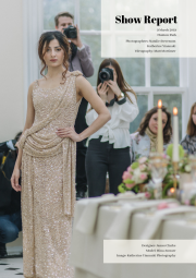 Runway report as published in British Bride magazine
