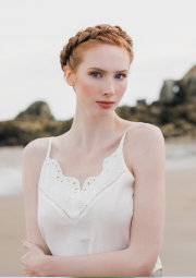 Beauty Editorial for British Bride magazine