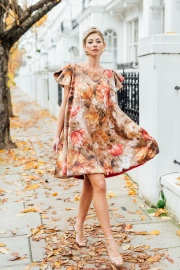 Autumn fashion in Chelsea