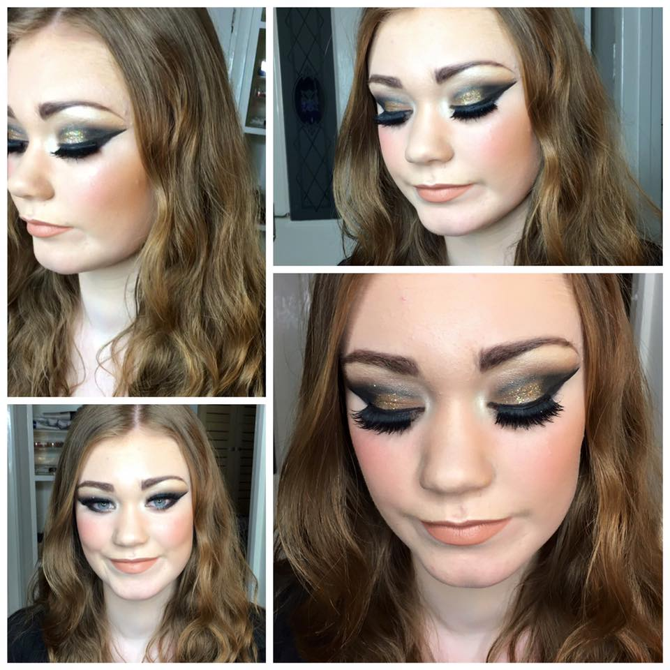 Aimee's special occasion makeup