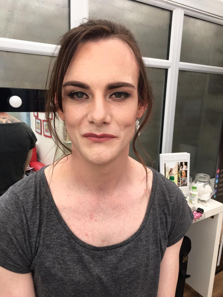 A shared positive experience with new transgender client