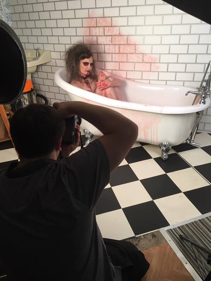 Photoshoot at Picture House Portraits