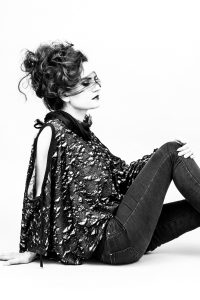 Image by Aaron Jeffels from fashion commercial photoshoot in Guisborough for Madame MeMe - makeup done by Gemma Rimmington