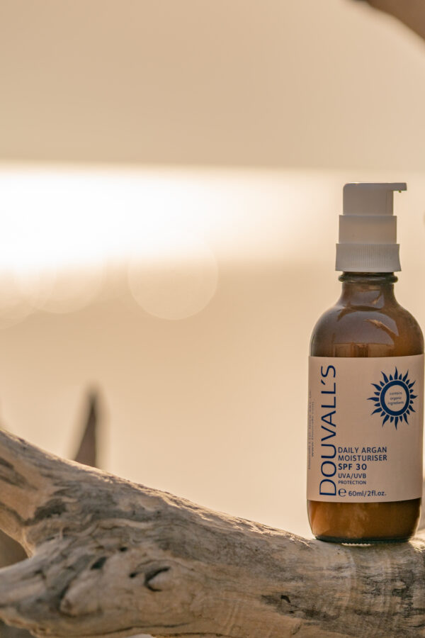 Douvalls sunscreen product