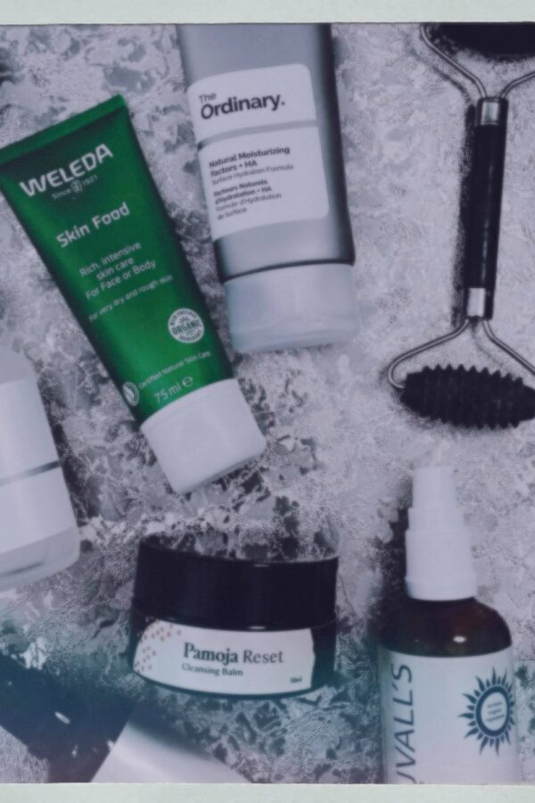 My top skincare products